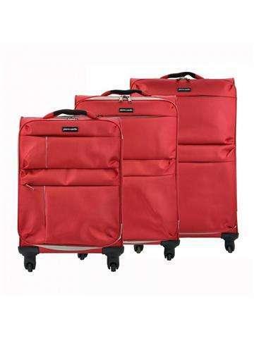 A4 Pierre Cardin DAVID03 SH-6907 x3 Z czerwony