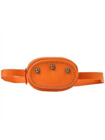 Damska Torebka ekologiczna Glamour 8891 pomarańczowy