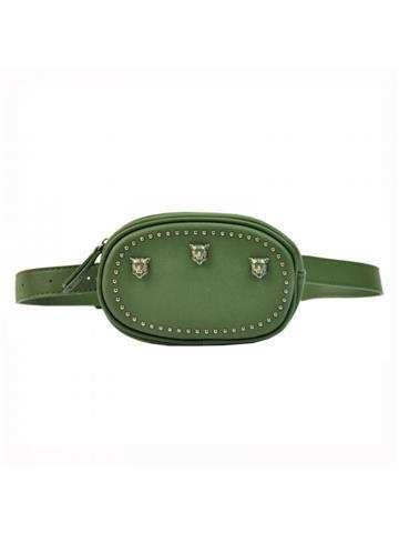 Damska Torebka ekologiczna Glamour 8891 zielony