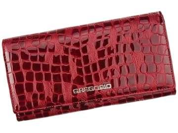 Gregorio FS-102 ciemny czerwony