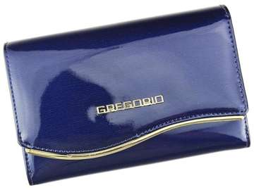 Gregorio ZLF-101 ciemny niebieski