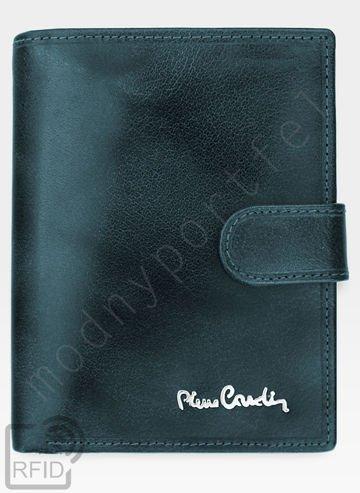Portfel Męski Pierre Cardin Skórzany Klasyczny Pionowy Zapinany Tilak12 326A RFID