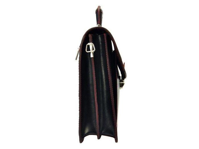 Teczka A4 Gregorio 839-2 czarny