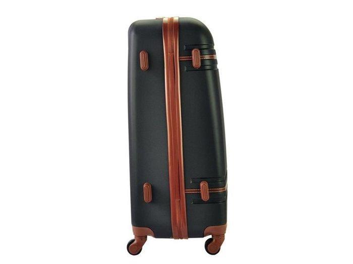 Komplet walizek 4w1 A4 Pierre Cardin 877 LISA01 x4 Z czarny