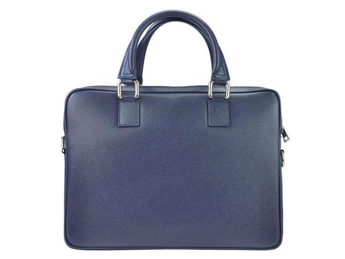 Aktówka A4 Pierre Cardin FRZ 1640 FRENZY niebieski