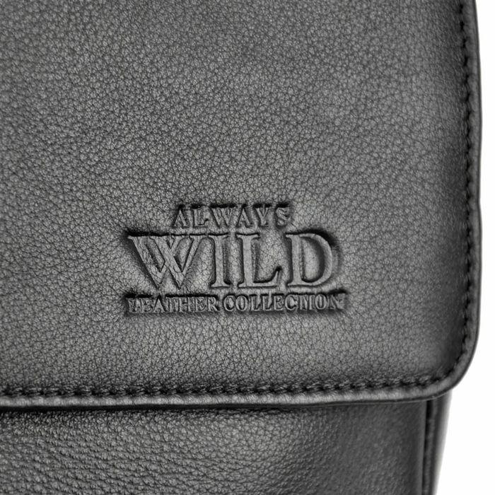 Always Wild 317-NDM czarny