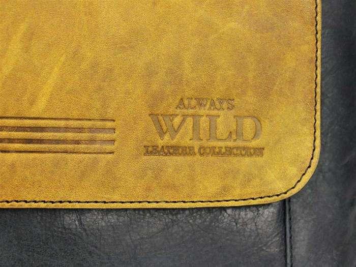 Always Wild BAG-1-HB granatowy