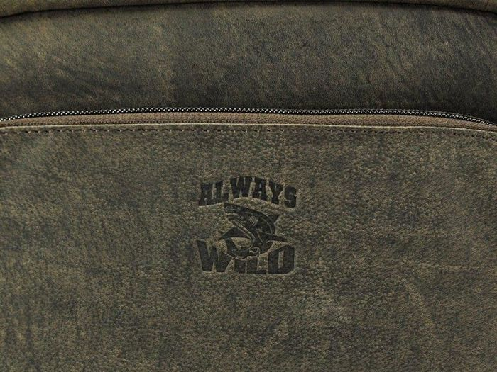 Always Wild ZF1510 CBH ciemny brąz