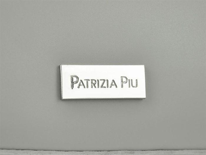 Damska Torebka Skórzana Patrizia Piu 418-044 czarny