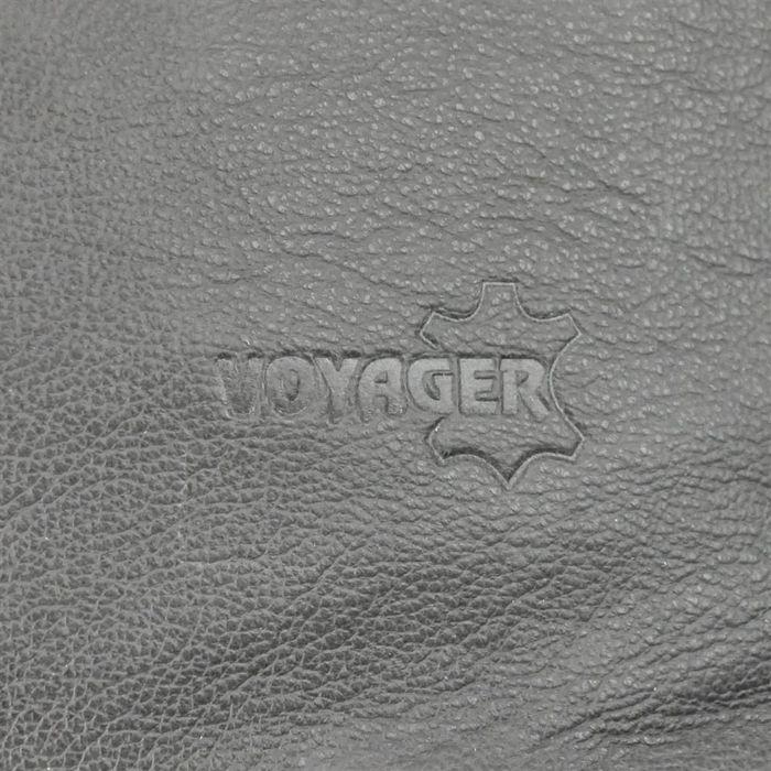 Damska Torebka Skórzana Voyager 467 N granatowy