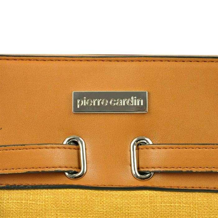 Damska Torebka ekologiczna A4 Pierre Cardin 621 MS115 beż