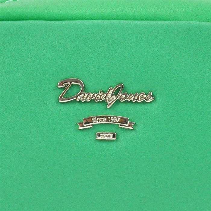 Damska Torebka ekologiczna David Jones SS5969-1 zielony