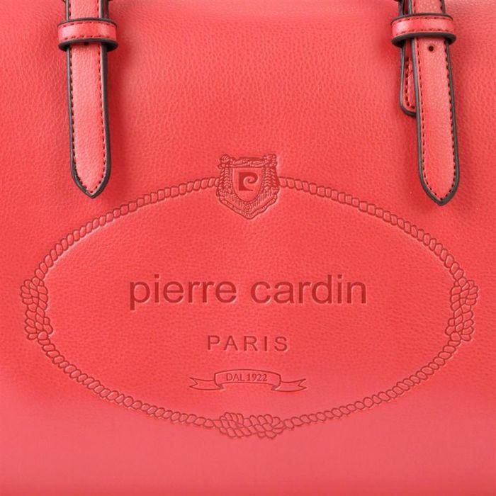 Damska Torebka ekologiczna Pierre Cardin 93833 IZA313 różowy