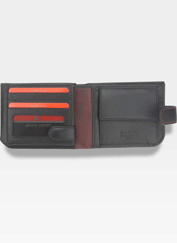 Dobry portfel męski Gentleman Pierre Cardin Tilak35 324A RFID
