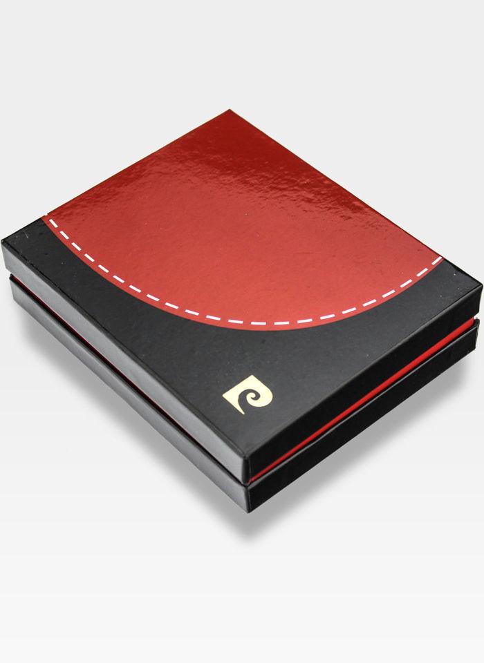 Fajny portfel męski Desert Pierre Cardin Tilak35 326A  RFID