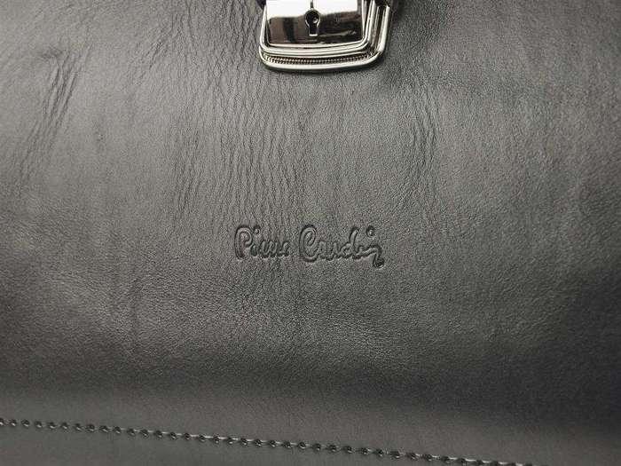 Kuferek Lekarski A4 Pierre Cardin 1054 RM02 brązowy