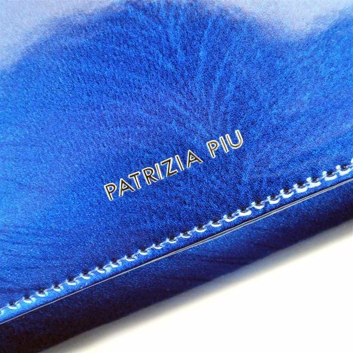 Patrizia Piu FF-108 RFID ciemny popiel