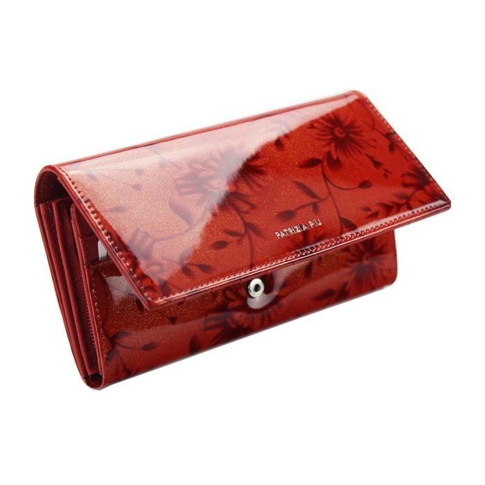 Patrizia Piu FL-106 RFID czerwony