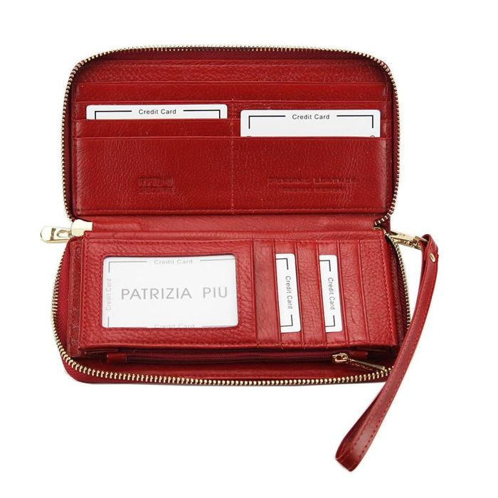 Patrizia Piu IT-119 RFID czerwony