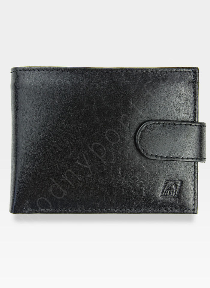 Portfel Męski A-Art Elegancki Klasyczny 3497 RFID
