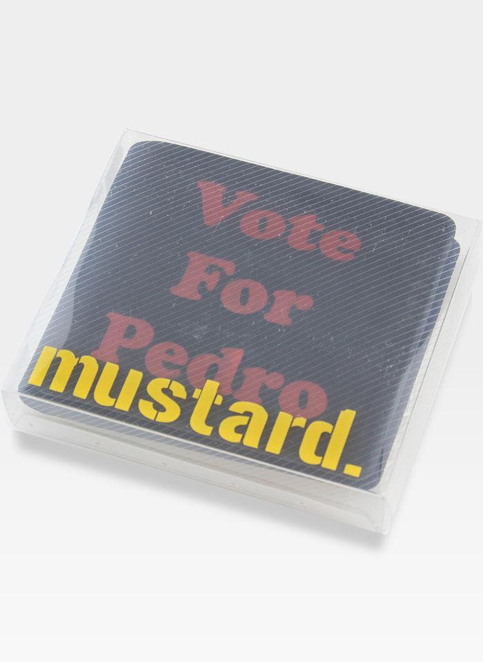 Portfel Męski Mustard Skórzany (pedro)