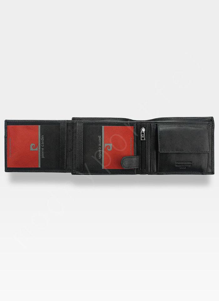 Portfel Męski Pierre Cardin Skórzany Klasyczny YS507.1 325