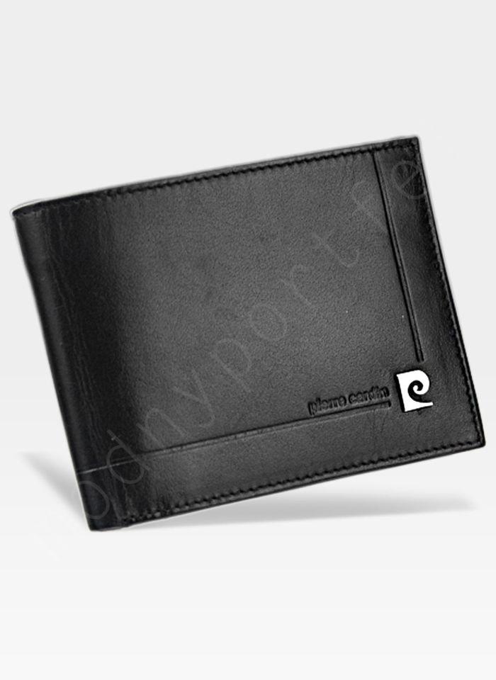 Portfel Męski Pierre Cardin Skórzany Poziomy YS507.1 8805 RFID