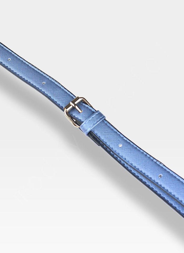 Torebka Listonoszka na ramię Peterson CITY 6 Niebieska