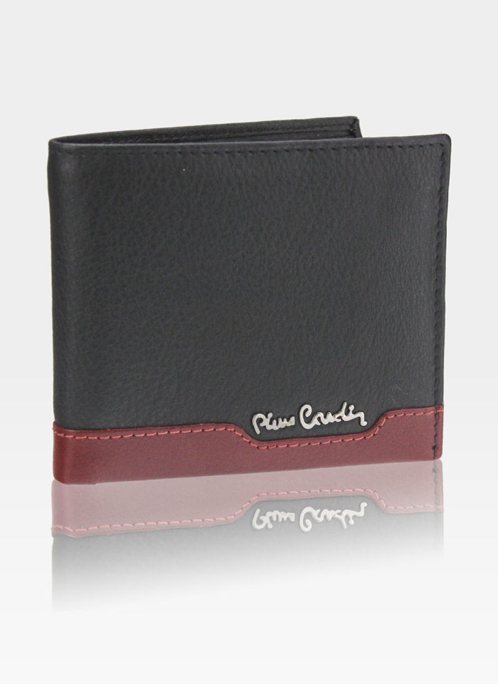 Zestaw Prezentowy Pierre Cardin Pasek i Portfel w eleganckim pudełku na prezent 8824