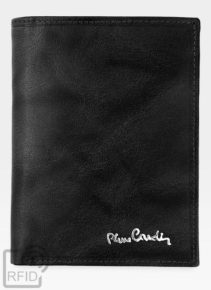Zestaw Prezentowy Pierre Cardin Pasek i Portfel z ochroną RFID w eleganckim pudełku na prezent 331